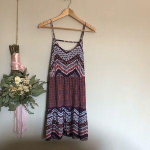 Strap Babydoll Dress